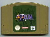 Zelda, The Legend of : Majora's Mask (N64)
