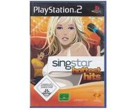 Singstar : Hottest Hits u. manual (PS2)