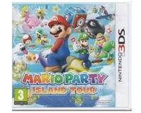 Mario Party : Island Tour (3DS)