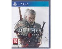 Witcher, The : Wild Hunt (PS4)