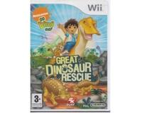 Great Dinosaur Rescue (Wii)