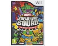 Marvel : Super Hero Squad : The Infinity Gauntlet (Wii)