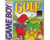 Golf (ukv) m. kasse og manual (GameBoy)