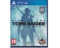 Tomb Raider, Rise of the : 20 Year Celebration (PS4)