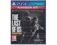 Last of US, The : Remastered (PS Hits) (ny vare) (PS4)