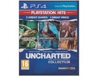 Uncharted Collection (PS Hits) (PS4)