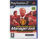 Manchester United Manager 2005 (PS2)
