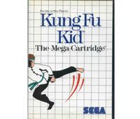 Kung Fu Kid m. kasse og manual (SMS)