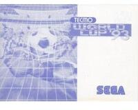 Tecmo World Cup '93 (SMS manual)