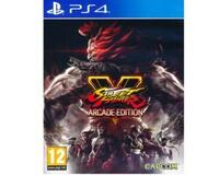 Street Fighter V (arcade edition) (ny vare) (PS4)