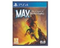 Max : The Curse of the Brotherhood (PS4)