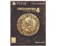 Uncharted 4 : A Thief's End (ny vare) (PS4)
