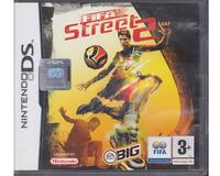 Fifa Street 2 u. manual(Nintendo DS)