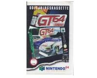 GT 64 m. lejekasse og manual (N64)