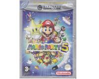 Mario Party 5 (players choice) (indlæg vandskadet) (GameCube)
