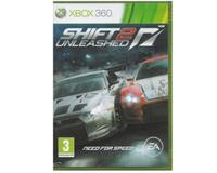 Shift 2 Unleashedv u. manual (Xbox 360)