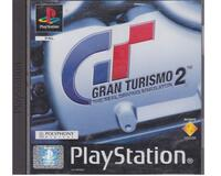 Gran Turismo 2 (fransk kasse og manual) (PS1)