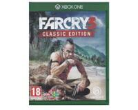 Farcry 3 (classic edition) (Xbox One)