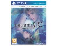 Final Fantasy X - X2 HD Remaster (limeted edition) (PS4)