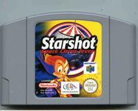 Starshot Space Circus Fever (N64)