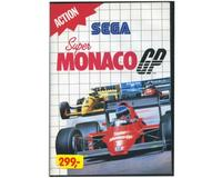 Super Monaco GP m. kasse og manual