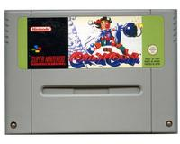 Kid Clown in Crazy Chase (SNES)