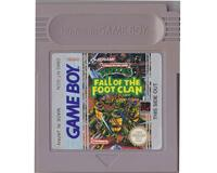Turtles : Fall of the Foot Clan (GB)