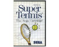 Super Tennis m. kasse og manual (dårlig stand)