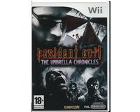 Resident Evil : The Umbrella Chronicle (Wii)