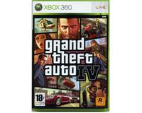 Grand Theft Auto IV (GTA 4)  (Xbox 360)
