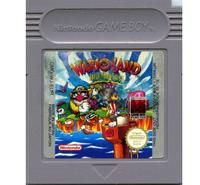 Wario Land : Super Mario Land 3 (GameBoy)