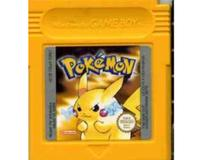 Pokemon Yellow (GameBoy)