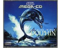 Ecco the Dolphin (Mega-CD) m. kasse og manual