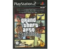 Grand Theft Auto : San Andreas (PS2)