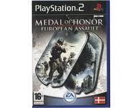 Medal of Honor : European Assault (PS2)