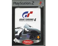 Gran Turismo 4 (Platinum) (PS2)