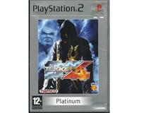 Tekken 4 (Platinum) (PS2)