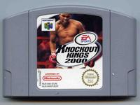 Knockout Kings 2000 (N64)