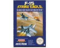 F-15 Strike Eagle (scn) m. kasse og manual