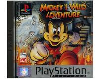 Mickey's Wild Adventure (platinum) (PS1)