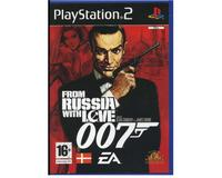 From Russia with Love 007 (PS2)
