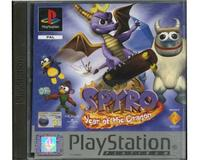 Spyro : Year of the Dragon (platinum) (PS1)