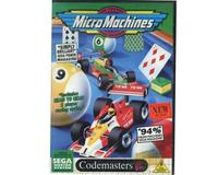 Micro Machines m. kasse og manual (SMS)