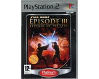 Star Wars Epi III : Revenge of the Sith (platinum) (PS2)
