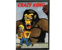 Crazy Kong (bånd) u. manual (Commodore 64)