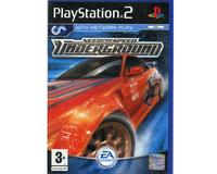 Need for Speed : Underground  (PS2)