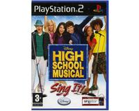 High School Musical : Sing It (PS2)