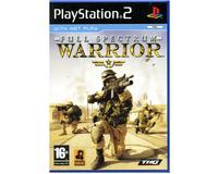 Full Spectrum : Warrior (PS2)