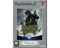 Medal of Honor : Frontline (platinum) (PS2)