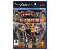 Ratchet : Gladiator u. manual (PS2)